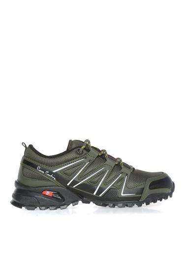 Pierre Cardin Pierre Cardin Outdoor Ayakkabısı Haki